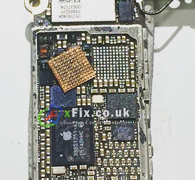iPhone 6 Audio IC 338S1201 Replacement UK.