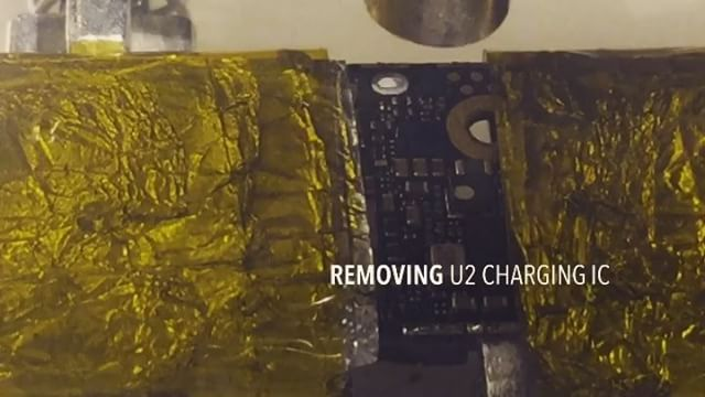 iPhone 5s U2 1610a IC Replacement UK.We are practicing to make the videos for YouTube, so don't take our videos seriously and also full version of this video available in our official YouTube channel.