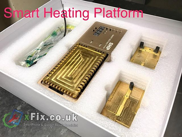 Smart Heating Platform Unboxing and Testing in our YouTube Channel soon. Subscribe us in YouTube ( xFix Repairs UK).