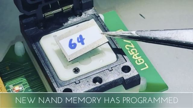 [Video] Expanding iPhone 6 16GB NAND Memory to 64GB