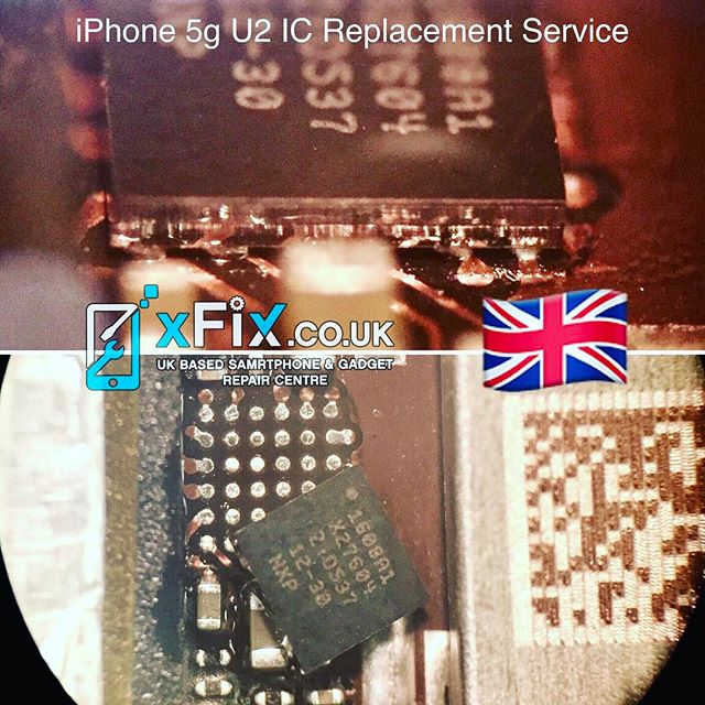 iPhone 5G U2 Charging IC Replacement Service UK . #%1