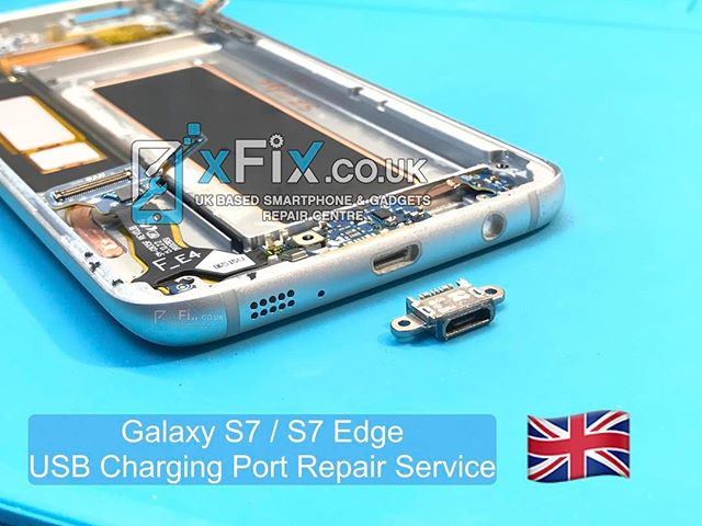 Samaung Galaxy S7 / S7 Edge USB Charging Port Repair Service