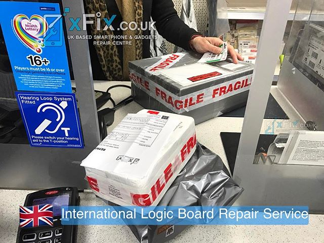 Dispatching the phones after repair to Norway and Belgium and UK Customers . For book your repairs please contact us: ️Email: info@xfix.co.uk ️Tel : +44-7507711117 🌎 Web: www.xFix.co.uk .