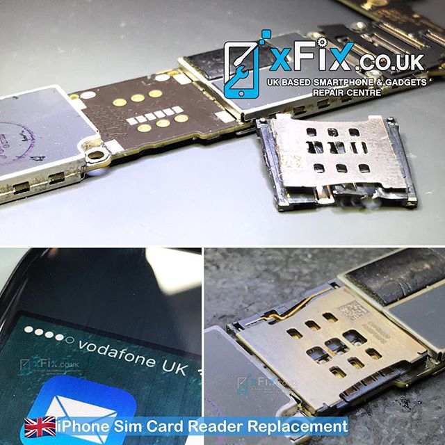iPhone 6 Plus Sim Card Reader Replacement .