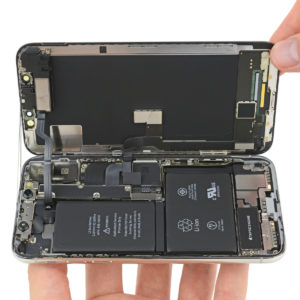 iPhone X Logic Board Repair
