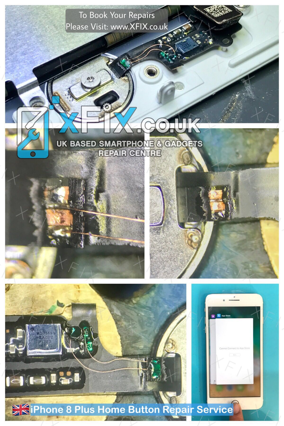 sale retailer cde58 da825 fix-iphone8plus-homebutton-rapidly-clicking-after-screen-replacement ...